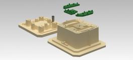 3D моделирование + инжиниринг + литье + проектирование модельно-стержневой оснастки (2)