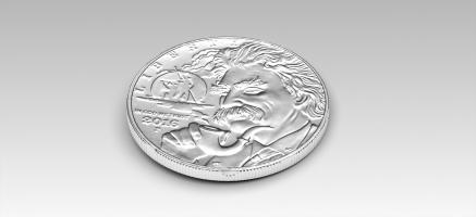 3D сканирование монеты