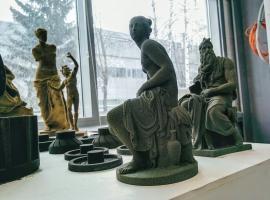 3D печать сувениров и статуй