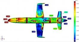 3D сканирование + анализ отклонений от CAD модели + анализ износа (2)