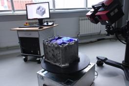3D сканирование + инжиниринг + литье + анализ отклонений от CAD модели + межоперационный контроль + изготовление отливок